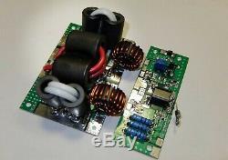 1.2 KW LDMOS power amplifier boards 1.8-54MHz HF BLF188XR BLF578 MRF1K50 MRF1K8