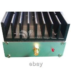 100KHz-30MHz 47dB 5W Ultra Wideband Linear RF Power Amplifier for Ham Radio