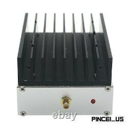 100KHz-30MHz 47dB 5W Ultra Wideband Linear RF Power Amplifier pe66