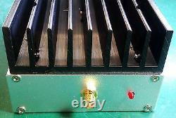 100KHz 30MHz 47dB 5W ultra wideband linear RF power amplifier