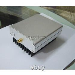 100KHz-60MHz RF Power Amplifier 5W Liner Amplifier RF Broadband HF Amp SZ tops