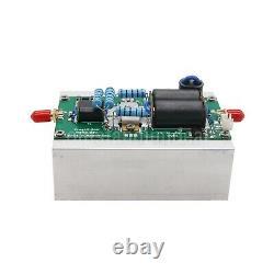 100W Shortwave Amplifier RF Power Amplifier HF Linear Amp 2-54MHz for Ham Radio