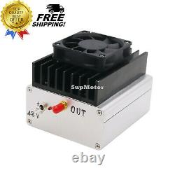 100kHz-3MHz 50W Medium Long Wave HF RF Wideband Power Amplifier AMP
