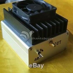 100kHz-3MHz 50W Medium Long Wave HF RF Wideband Power Amplifier AMP #NEW