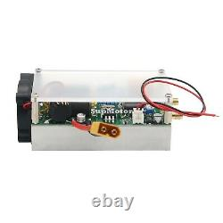 100w 330Mhz Shortwave Power Amplifier HF RF for QRP FT817 KX3 IC-703 with Case