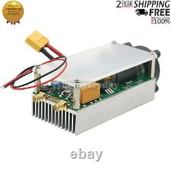 100w 330Mhz Shortwave Power HF Amplifier RF for QRP FT817 KX3 IC-703 with Case