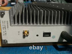 13CM High Power Amplifier 90W 2400MHz 2.4GHz 48V 8A JRC NAH-2145D
