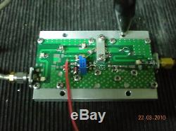 140-440 MHZ RF POWER AMPLIFIER PALLET 10WATTS CLASS AB for Analogy or Digital TV