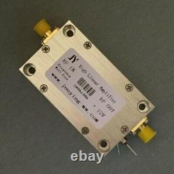 1W 100-1200MHz RF Microwave Broadband High Linear Power Amplifier