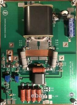 1kW 1.8-30MHz 700W 50MHz HF POWER AMPLIFIER BOARD for LDMOS BLF188XR/XRS BLF188
