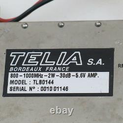 1pc TELIA TLB0144 800-1000MHz 30dB SMA RF Microwave Power Amplifier