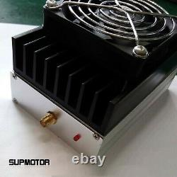 200KHz-10MHz 30W Broadband RF Power Amplifier Long Medium Shortwave Input 15dBm