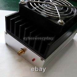 200KHz-10MHz 30W Broadband RF Power Amplifier Long Medium Wave Shortwave Amp