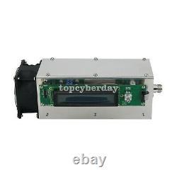 200W 87.5-108MHz FM Stereo Transmitter RF Power Amp Radio Station Ham
