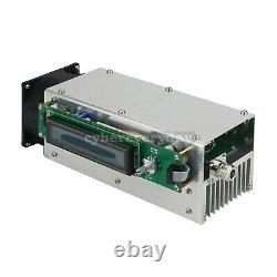 200W 87.5-108MHz FM Stereo Transmitter RF Power Amplifier Radio Station Ham