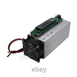 200W Adjustable 87.5-108MHz FM Stereo Transmitter RF Power Amp Radio Station HAM