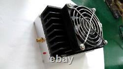 2020 200KHz-10MHz 30W ultra wideband linear RF power amplifier amp input 15dBm