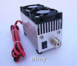 20W UHF/VHF Mono Band Power Amplifier 433MHz-450MHz Ham Radio Amplifier for FM