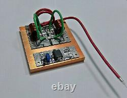 2m VHF power amplifier LDMOS BLF188XR 144 MHz 1000W with copper plate