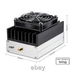 30W 88-108MHz FM Radio Power Amplifier for Transmitter Signal Amp Input 1-1.5W