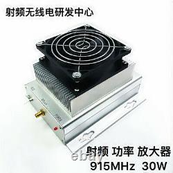 30W 915MHz 850-960MHz RF Radio Power Amplifier Power AMP