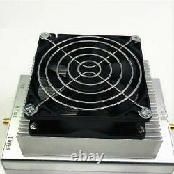 30W RF Power Amplifier 915MHz Radio Frequency Amplifier with Heatsink Fan pe66