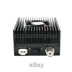 400-470MHz Digital RF Power Amplifier UHF 80W Radio DMR Amplifier FM Power Amp