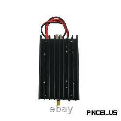 400MHz-470MHz 45W UHF Ham Radio Power Amplifier for Interphone Car Radio pe66