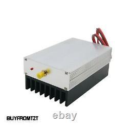 400MHz-470MHz 45W UHF Ham Radio Power Amplifier for Interphone Car Radio tzt-top