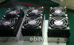 400MHz-470MHz 80W-90W UHF Ham Radio Power Amplifier For Interphone Car Radio