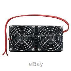 400MHz-470MHz 80W-90W UHF Ham Radio Power Amplifier for Interphone Car Radio B
