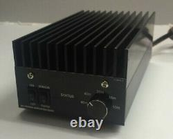 40W 1.5MHz-30MHz Shortwave linear power amplifier for FT817 IC703 HAM QRP Radio