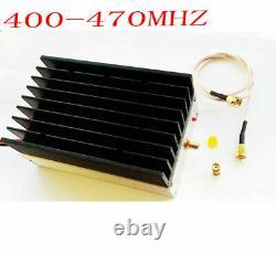 40W UHF 400-470MHZ RF Power Amplifier Walkie Talkie DMR DPMR P25 C4FM SFK Analog