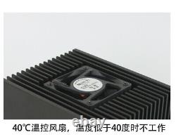 40W VHF 136-170MHZ Ham Radio Power Amplifier For Interphone DMR DPMR P25 C4FM