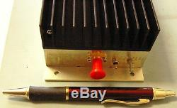 430-530MHz RF POWER AMPLIFIER, 28Watt 39dB Gain, for UHF/ISM Mobile & HAM Radio