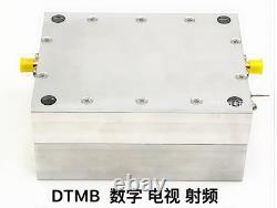 45-1100MHz Class A 4W DTMB Digital TV High Linearity RF Power Amplifier