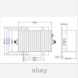 4W 10-1000MHz RF Power Amplifier Broadband RF Power Amplifier Test High Quality