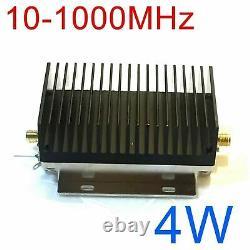 4W 10-1000MHz RF power amplifier broadband RF power amplifier