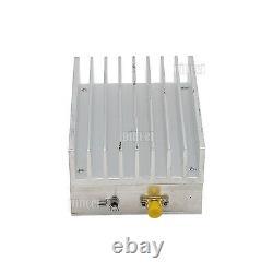 4W DTMB Digital TV RF Linear Amplifier RF Power Amp 50-1100MHz with Heatsink