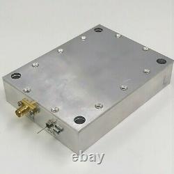 50-1100MHz 1W 30dBm DTMB Digital TV RF Linear Power Amplifier Class A