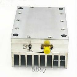 50-1100MHz 4W 36dBm DTMB Digital TV RF Linear Power Amplifier + Heatsink