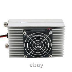 50W UHF/VHF Walkie-talkie Power Amplifier 400MHz-470MHz 130MHz-170MHz