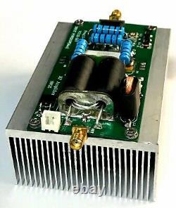 50w 254Mhz Shortwave power amplifier wireless transmission RF power amplifier