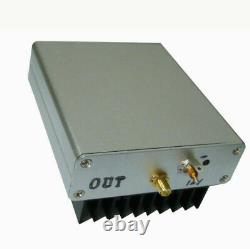 5W 100kHz-75MHz Power amplifier RF Broadband Amplifier Linear power amplifier