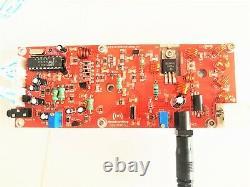 6W adjustable FM PLL transmitter 87.5 108 Mhz (TSA5511) stereo