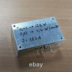 6mm Power Amplifier 400/900 mW 47088.47090 MHz
