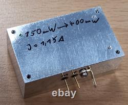6mm Power Amplifier 400 mW 47088.47090 MHz