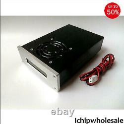70W 400-470MHZ UHF RF Power Amplifier Radio FPV Digital Transmission SWR Display