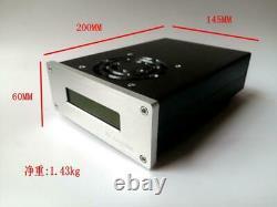 70W 400M-470MHZ UHF RF Power Amplifier FPV Digital Transmission SWR Display