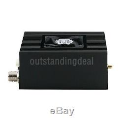 80W 400-470MHz DMR DPM RP25 C4FM UHF Ham Radio Power Amplifier Interphone os12